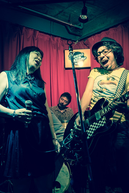 T.G.I.F. Blues Session at Terraplane, Tokyo, 09 Sep 2016 -00230