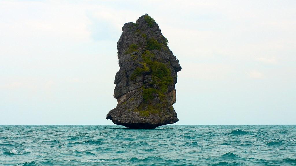 Inaccessible island | Samui #9 day. Wonderland. | irondaze ...