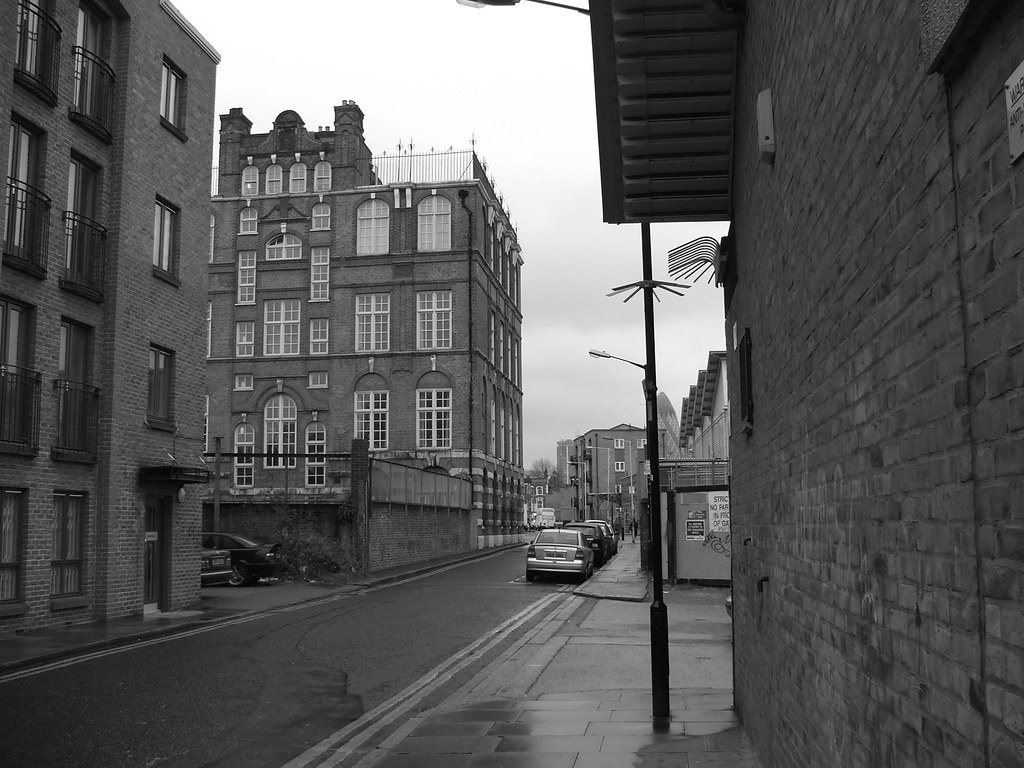 Jack The Ripper Buck S Row Now Durward Street At
