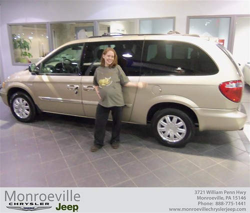 2006 Chrysler Town Country: Congratulations To Charles Friday On The 2006 Chrysler Tow