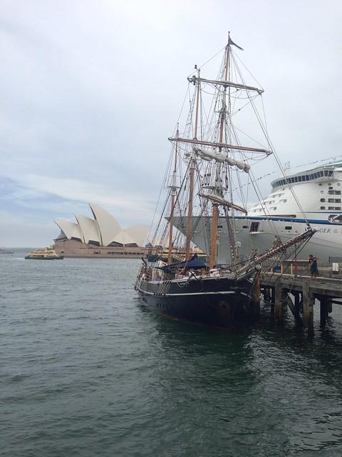 sydney ships - photo#26