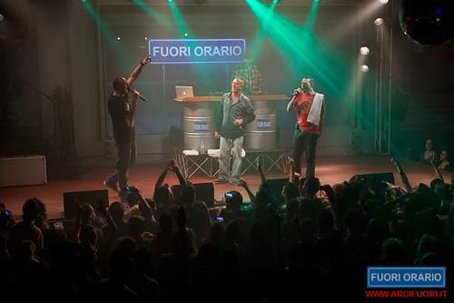 15/02/2013 Sud Sound System al Fuori Orario