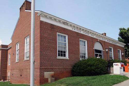 Rocky Mount, VA post office | by PMCC Post Office Photos