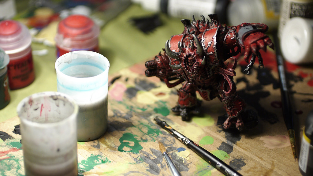 Hellbrute Painted White