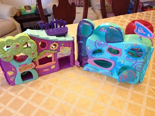 Littlest Pet Shop Toys House Littlest Pet Shop Houses