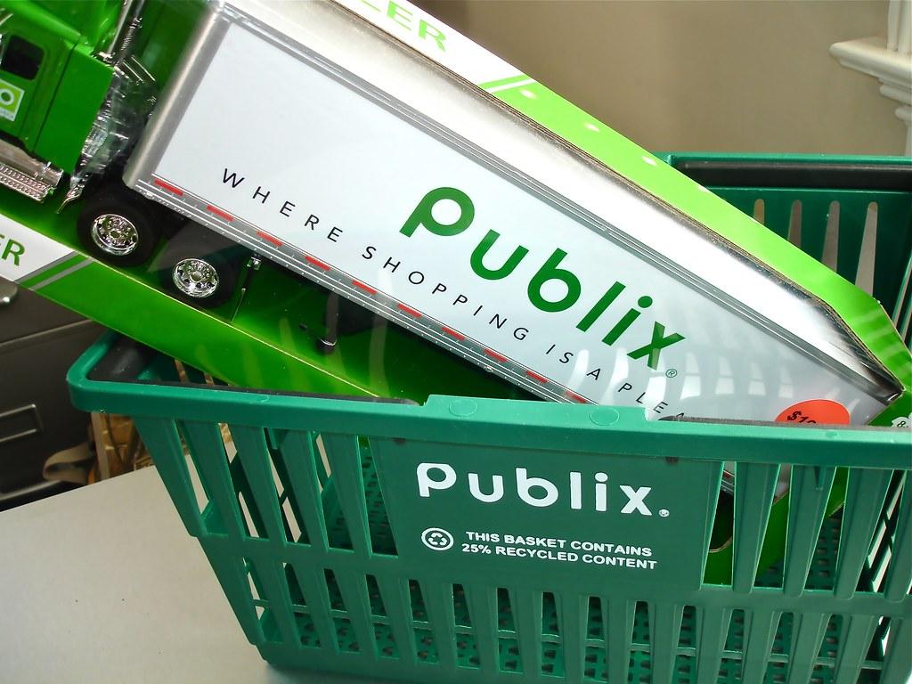 pleasure Publix shopping