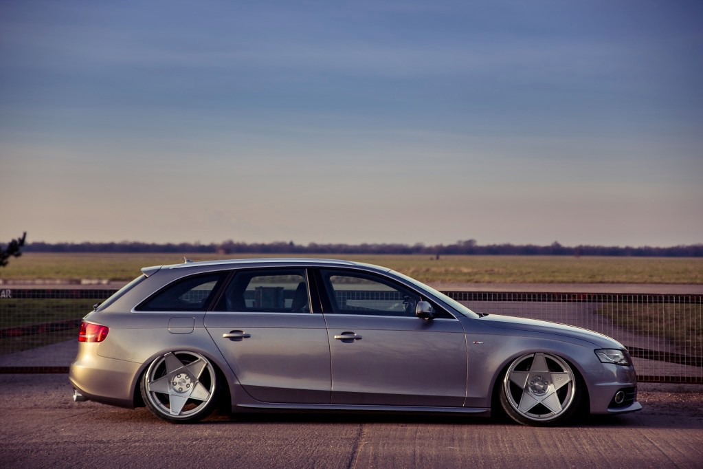 b8 audi a4 avant forged 3 piece michael lombardi flickr. Black Bedroom Furniture Sets. Home Design Ideas