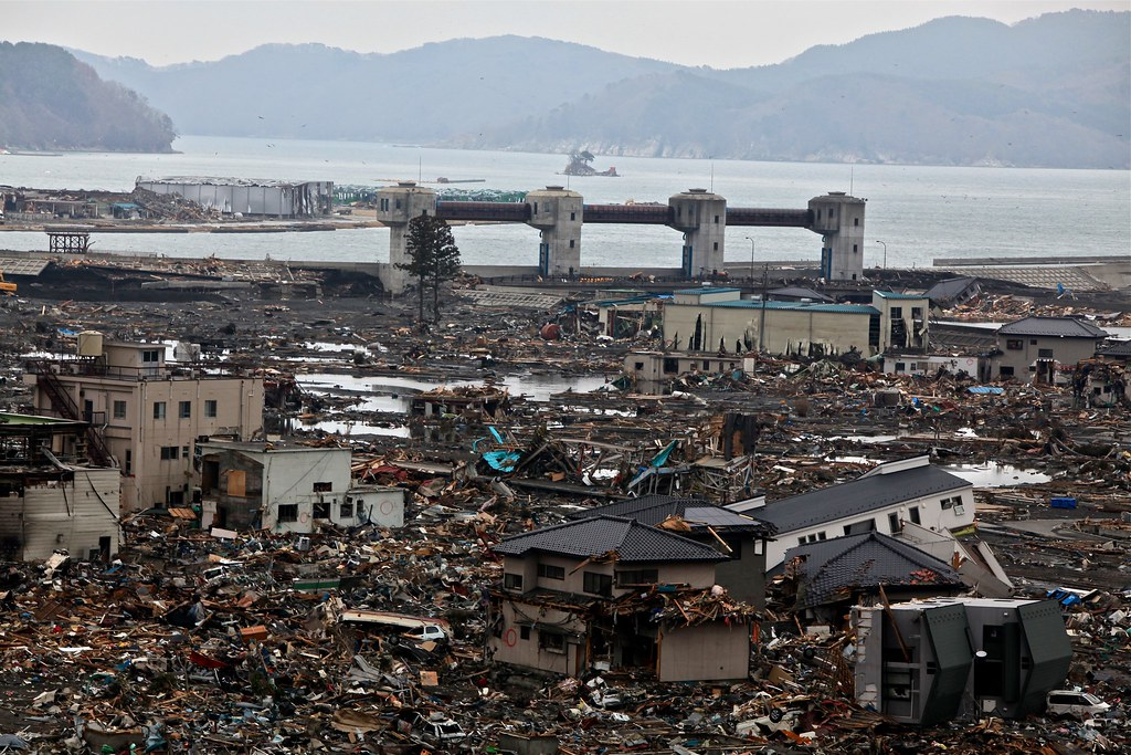 Japans Triple Disaster Two Years On The Japanese