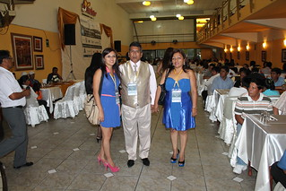 CENA DE GALA - II CONFERENCIA ANUAL - TRUJILLO PERU