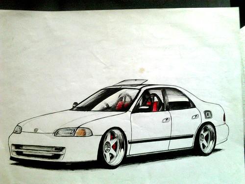Honda Civic EG Ferio JDM   Nismo971   Flickr