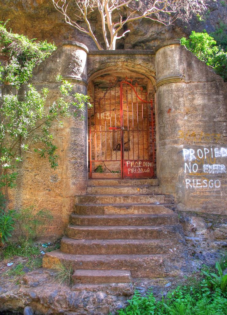 Fotos el balneario de azuaje firgas gran canaria el - Balneario de la alameda ...