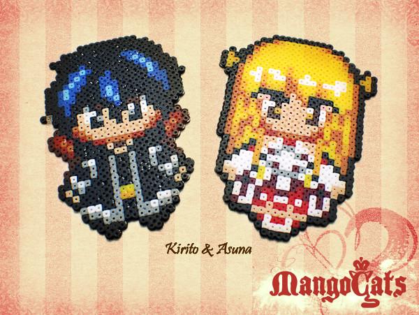Kirito Amp Asuna MangoCats Valentines Day Special