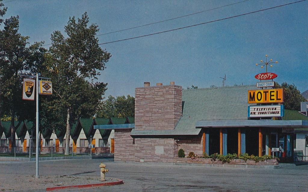 Scott Shady Court - Winnemucca, Nevada