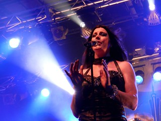 Floor Jansen NIGHTWISH IMAGINAERUM TOUR AUSTRALIA | by gothic_sanctuary