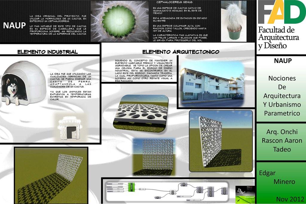 Naup edgar minero 2012 2 proyecto final de curso taller Arquitectura y diseno uabc