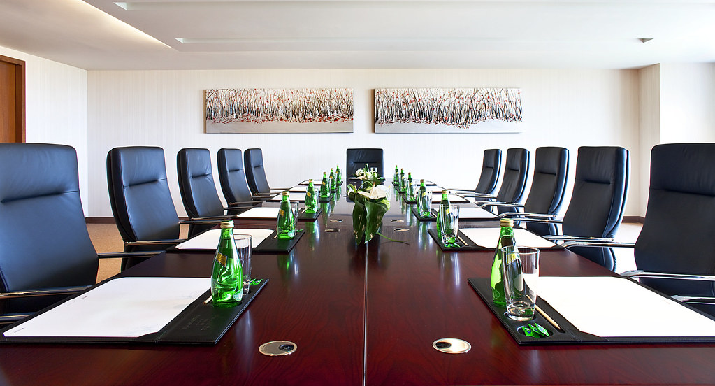 Board Meeting Room Setup Images