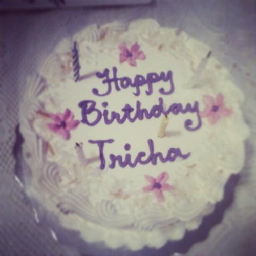 Happy Birthday Tricia Chris Walsh Flickr