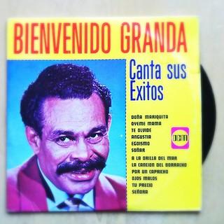 Bienvenido Granda El Bigote Que Canta Vinyl Lp Music Flickr