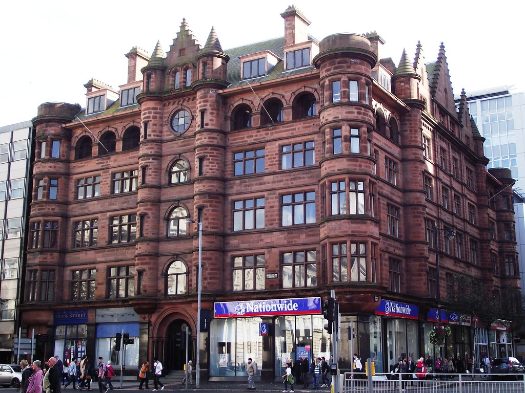 Scottish Mutual Building Belfast 16 Donegall Square