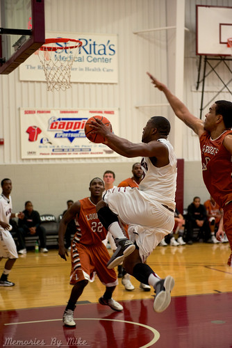 UNOH Mens Basketball vs Lourdes College 2-13-13 | by Mike Boening Photography