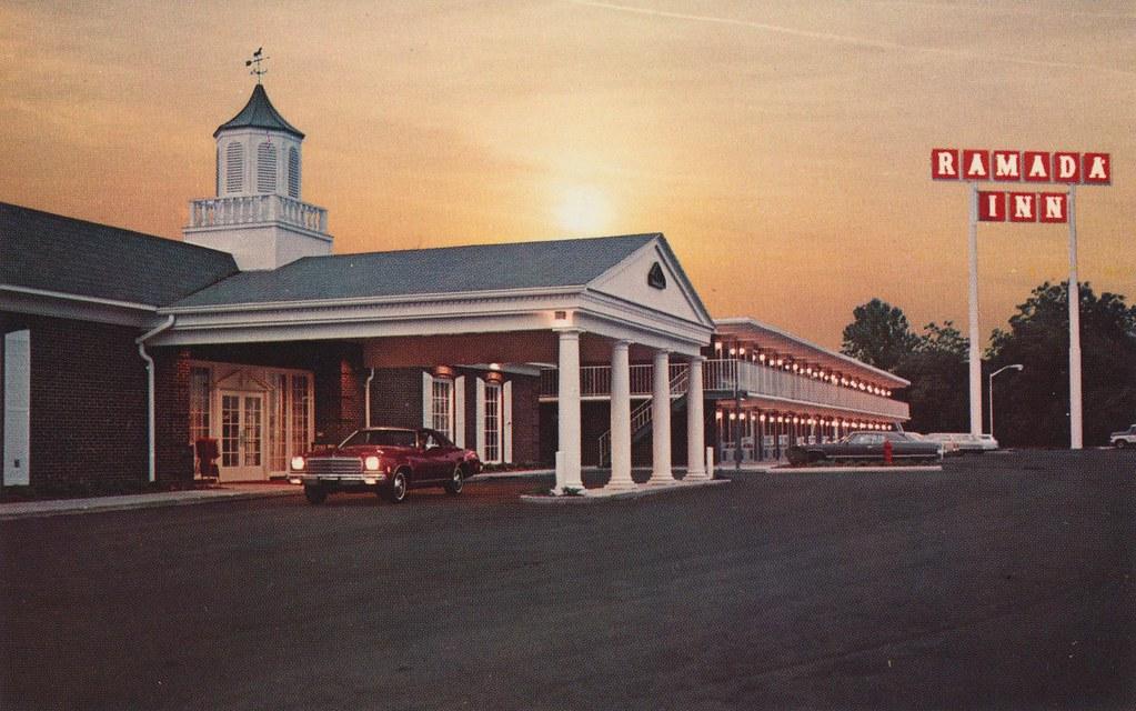 Ramada Inn - Dunn, North Carolina