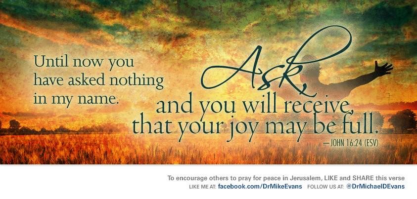 Image result for john 16:24