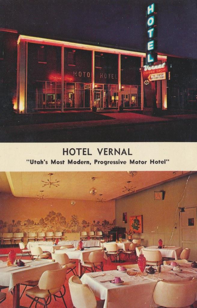 Hotel Vernal - Vernal, Utah