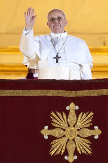 """Habemus Papam"" - Cardinal Jorge Mario Bergoglio, S.J., has been elected Pope Francis I 