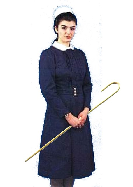 Strictest Nurse With A Cane  Flickr - Photo Sharing-6496