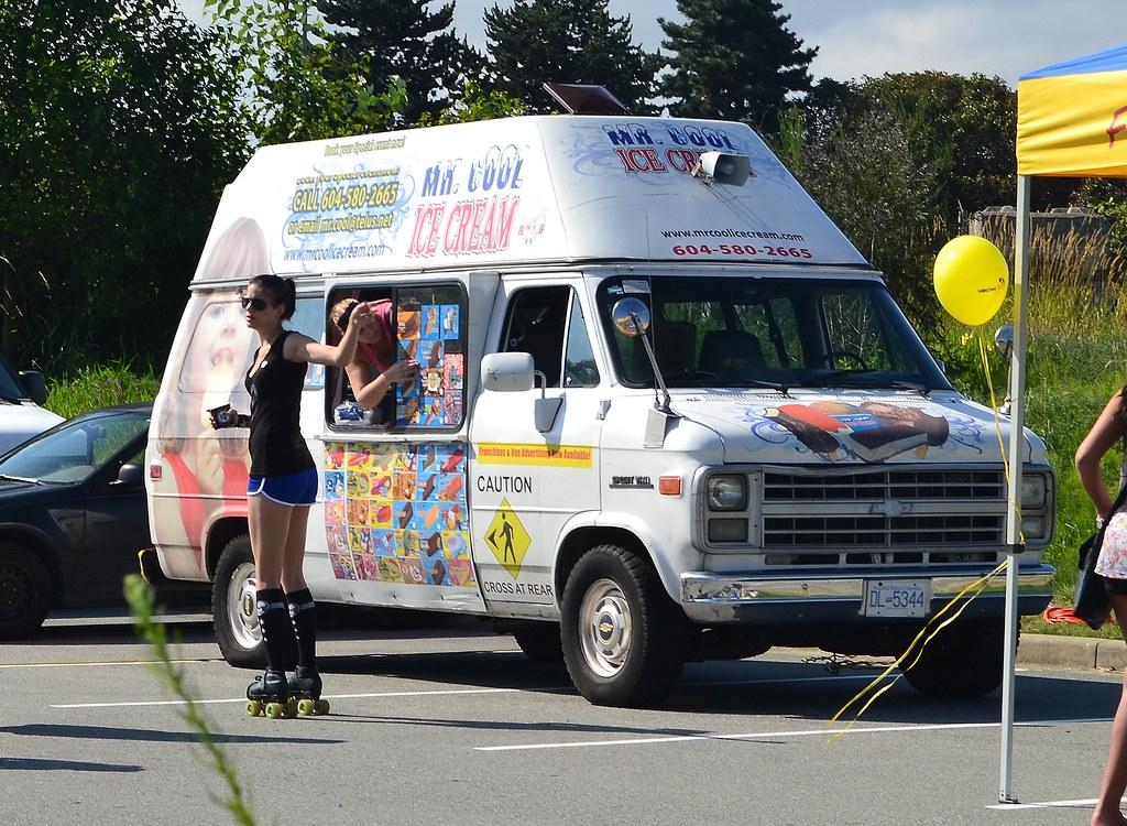 Ice Cream Food Truck Utah