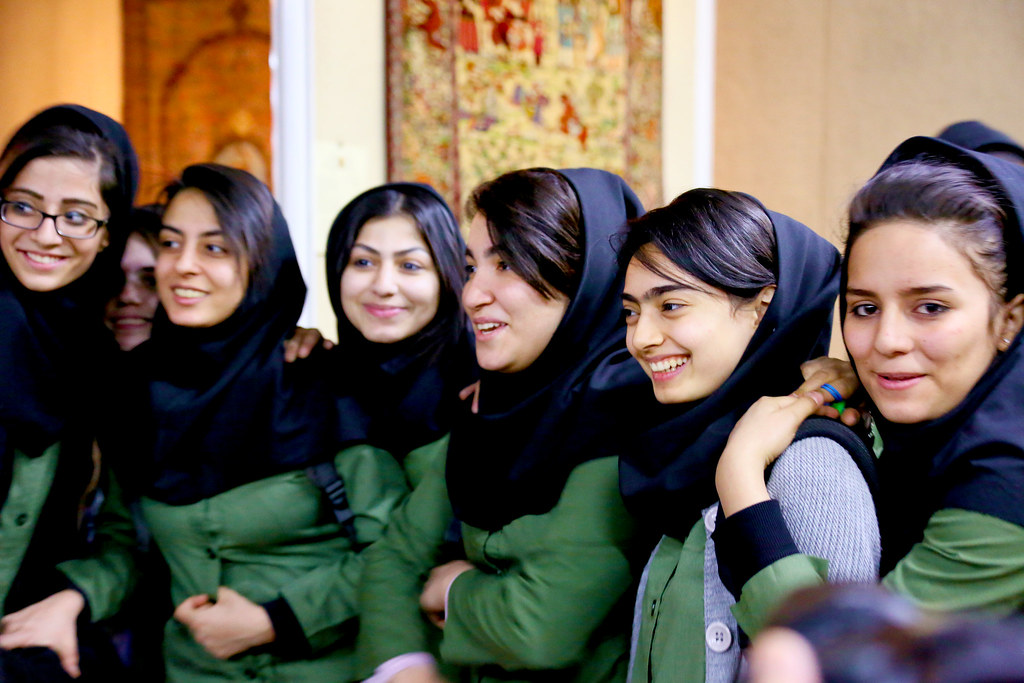 Sexy spring How group sex will liberate Iran China