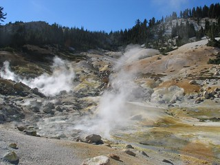 Bumpass-Hell-Steam | by paradise_50