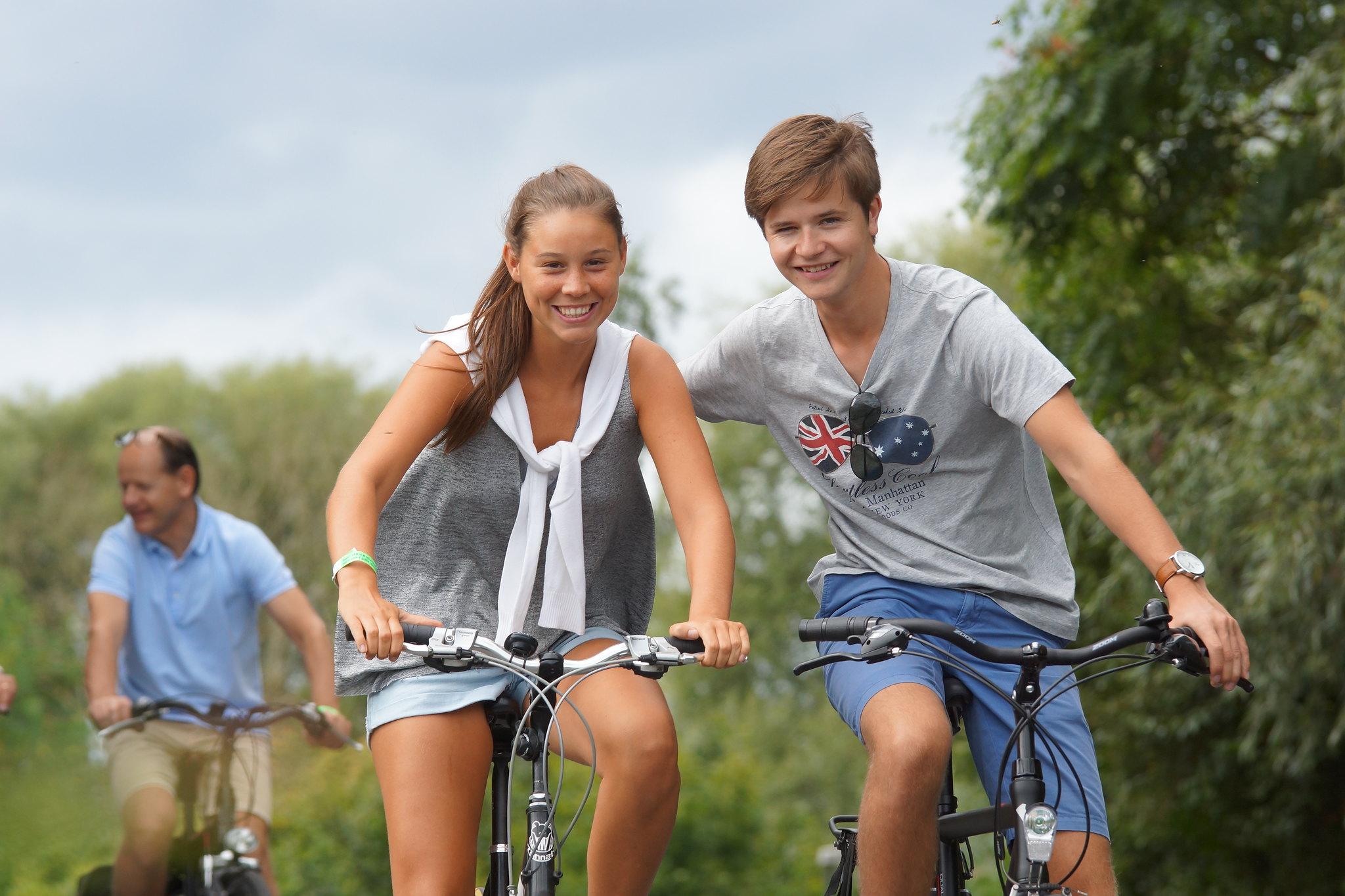 West-Vlaanderens Mooiste fietsen op zondag