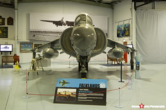 XZ499 003 - 912023 P32 - Royal Navy - British Aerospace Sea Harrier FA2 - 120807 - Fleet Air Arm Museum Yeovilton - Steven Gray - IMG_6008