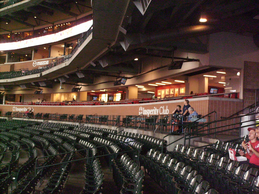 Minute Maid Park In The Ballparks