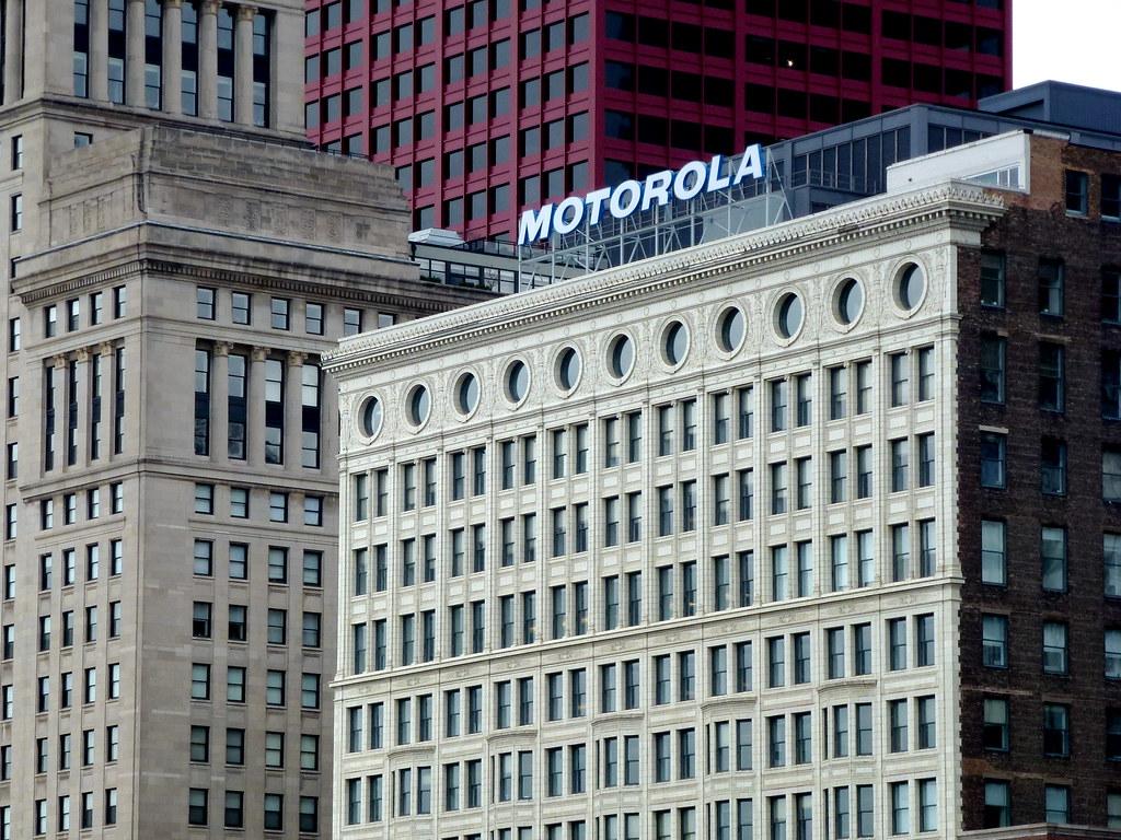 U0026quot Motorola U0026quot  Building - Michigan Avenue