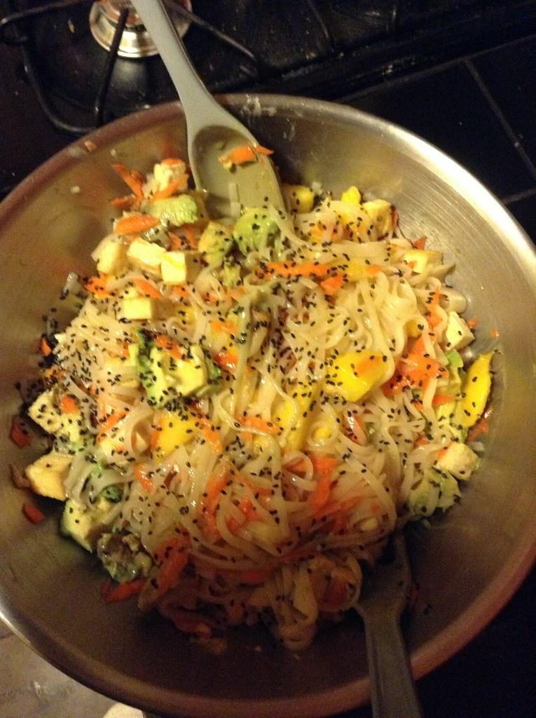 Asian Tofu Salad Whole Foods