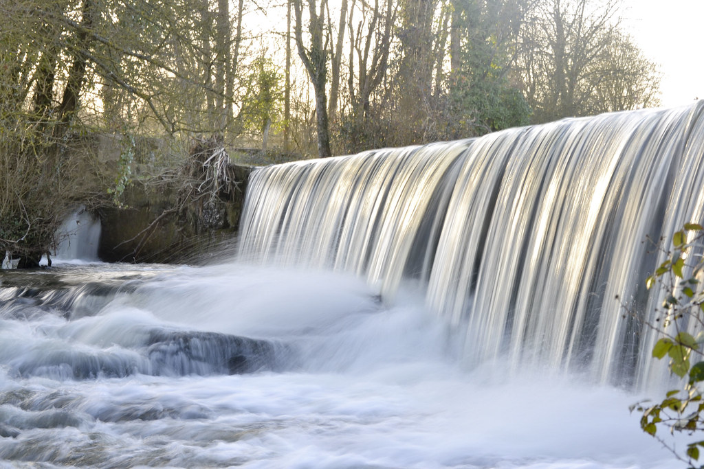 Agua En Movimiento En Gujuli Alava Maryge Flickr