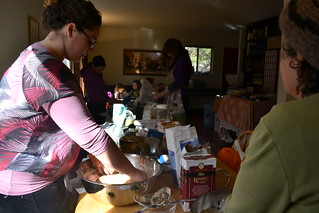 Jewish Womens Mitzvah Class @Imeinu 2/7/13 #Berkeley Separating the Challah | by greendoula