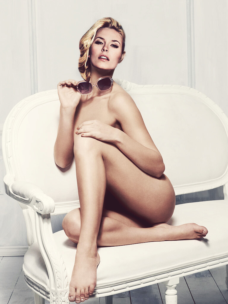 With Nude lena gercke images happens... sorry