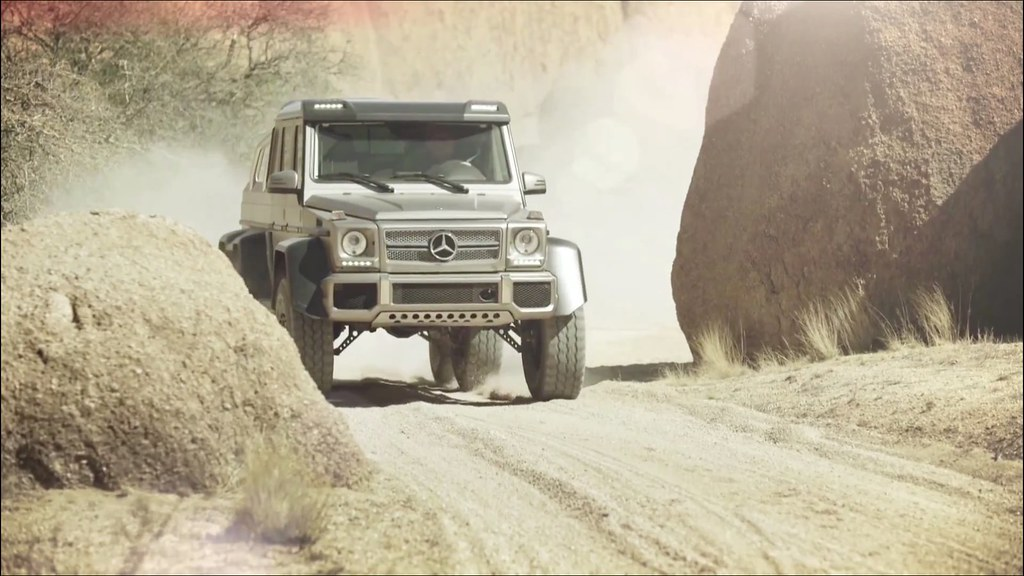 Mercedes 6x6 >> Extreme Offroad - Mercedes-Benz G 63 AMG 6x6 HD Video | Flickr