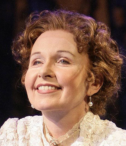 Kate Burton | by Huntington Theatre Company