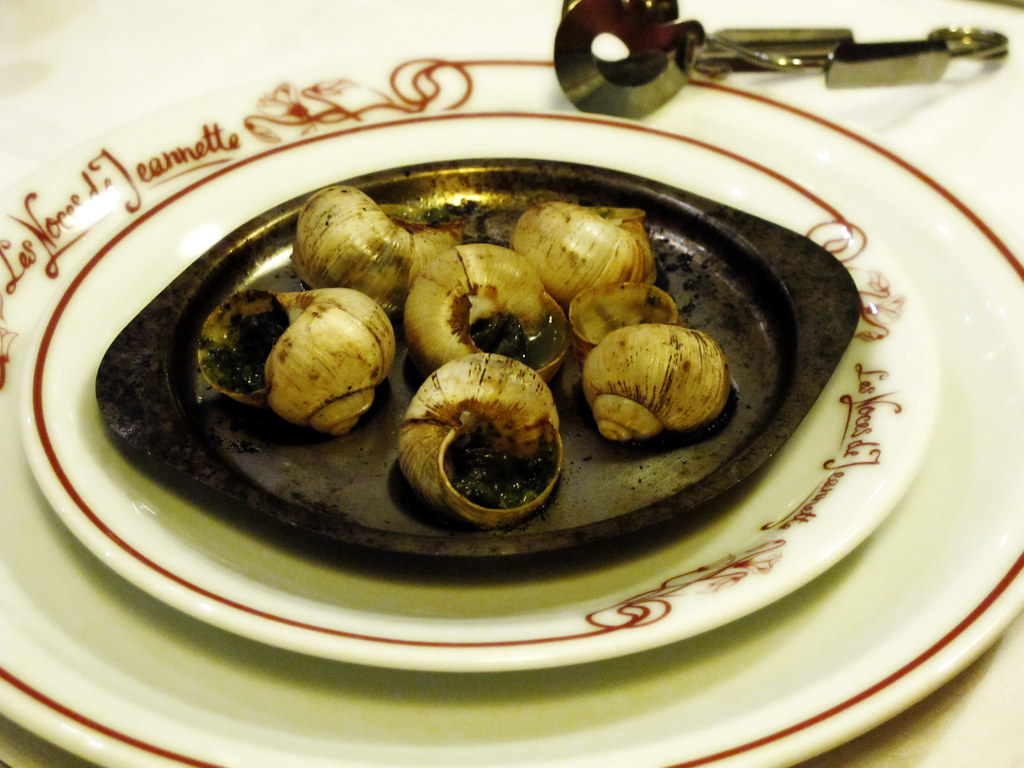 Les 6 escargots de bourgogne first night in par flickr - Cuisiner les escargots de bourgogne ...