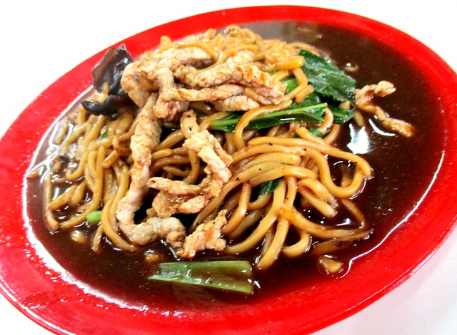Hua's Cafe Foochow fried noodles 1