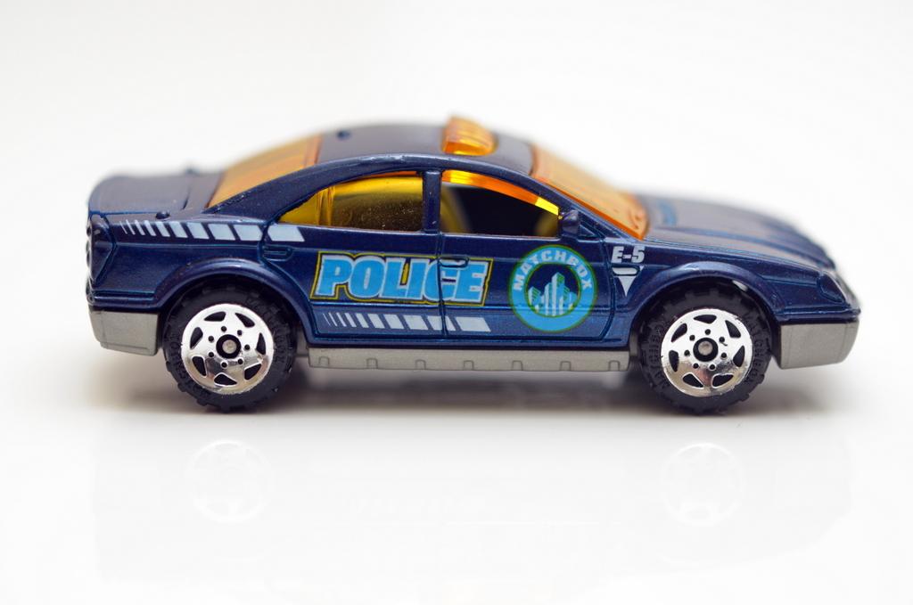 Police Car Matchbox Matchbox Police Car