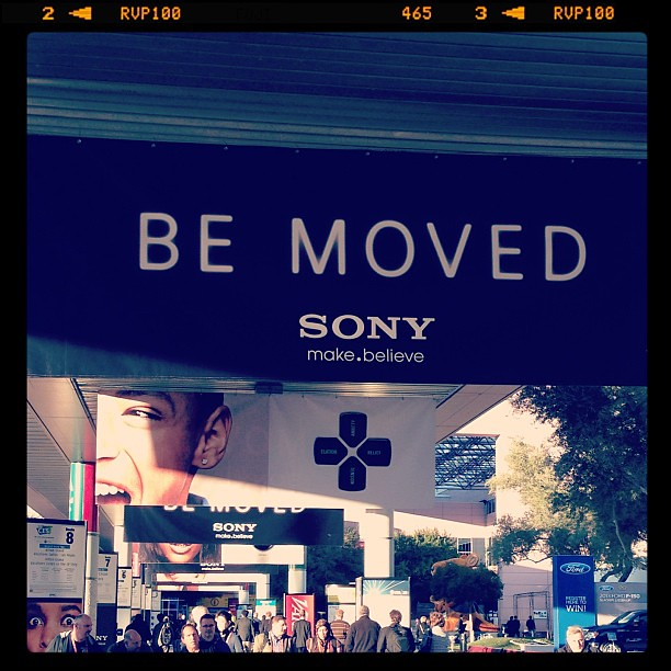 Sony Be Moved