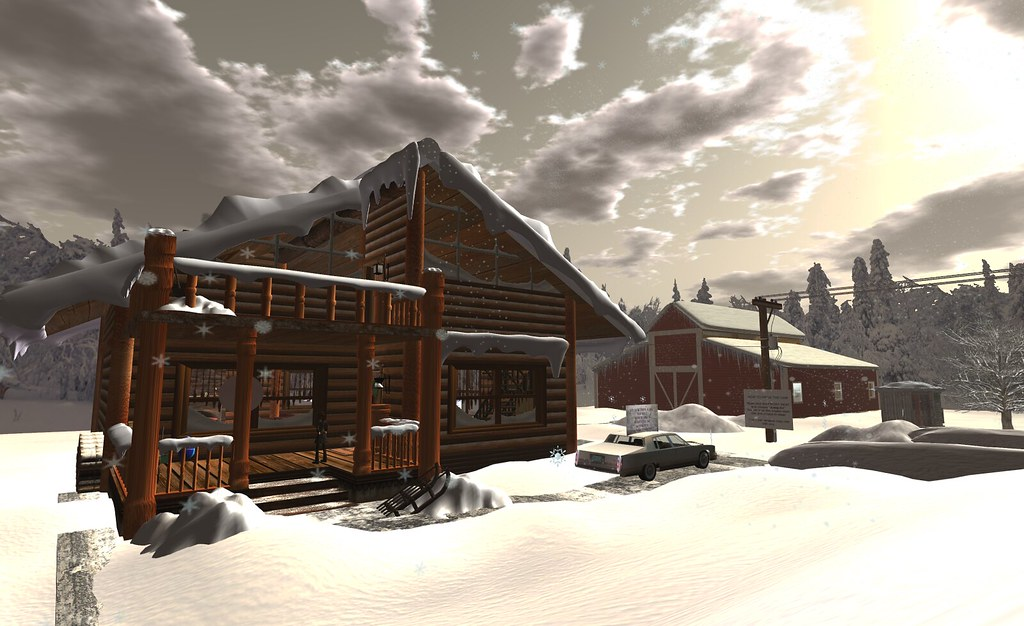 Winter Survival Game by Extension | A game in Second Life ...