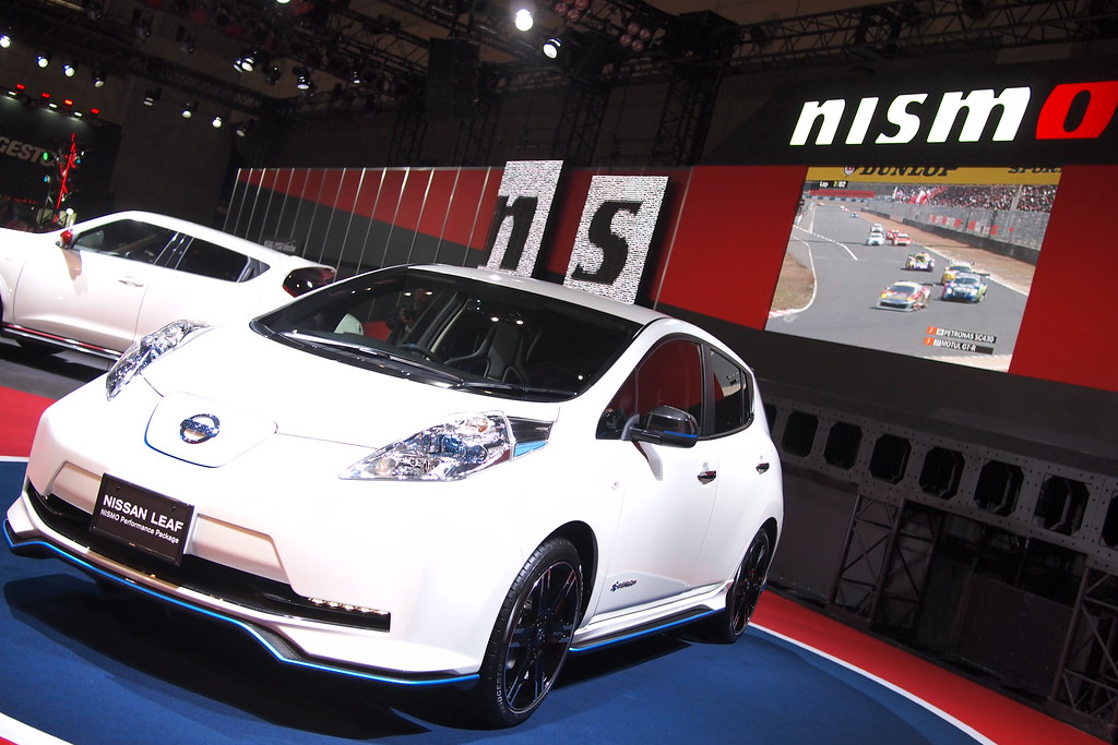 Nissan Leaf Nismo Performance Package Nissan Motor Co