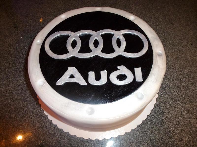 Audi Torte Sachertorte Christa Flickr