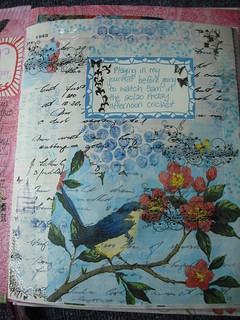 Page 2 in Full Tilt Boogie Journal | by Lynette (NZ)